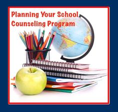 The Middle School Counselor: What's In Your School Counseling Program Binder?