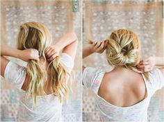 There are many casual hairstyles for lazy girls who don't want to spend hours in the mirror or simply don't have time to spend in the mirror in the morning.