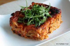 Lasagnes aux courgettes, poivrons & tomates – In Tartiflette I Trust