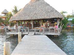 Yoli's @ Placencia, Belize - SUCH a fun place! Vacation Mood, Mexico Vacation, Need A Vacation, Vacation Spots, Belize Vacations, Belize Travel, Top All Inclusive Resorts, Kayak Adventures, Best Honeymoon