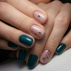 Beautiful And Stylish Nail Art Ideas is part of Stylish nails - Im ALWAYS looking online before I go to the nail salon for new ideas and photos to show the artist I collected my favorite Summer nail ideas and now im crazing to get them done! French Pedicure, Pedicure Nail Art, Manicure And Pedicure, Perfect Nails, Gorgeous Nails, Cute Nails, Pretty Nails, Hair And Nails, My Nails