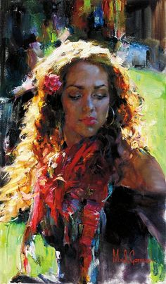 Michael & Inessa Garmash - Her Warmth