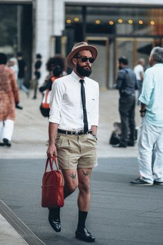 STREETSTYLE | New York Fashion Week SS15 – Day #7