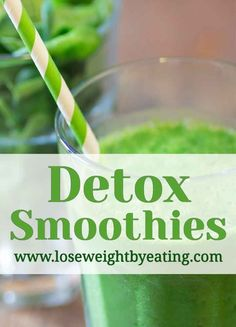 Detox smoothie recipes are easy to make and a delicious way to detox your body. Try the 3 Day Detox Cleanse for a quick weight loss boost. via @tonetiki