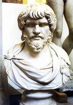 Head of a Dacian (Capilatus), Museo Nazionale, nr 6106, inv. nr 1069