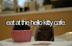 They have a Hello Kitty Cafe?! Where?! Where?!