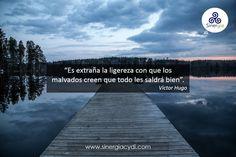 Frase de Víctor Hugo