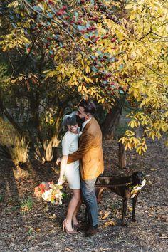 Mid-Century Inspired Melbourne Wedding - Polka Dot Bride