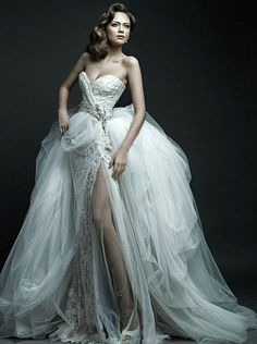 Ersa Atelier dream wedding dress