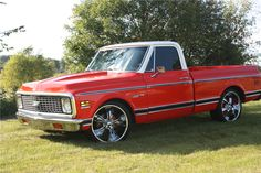 Available* at Scottsdale 2017 - Lot #939 1972 CHEVROLET C-10 CUSTOM PICKUP