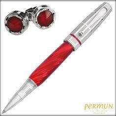 """MONTEGRAPPA MIYA ARGENTA Duruşunuza fark katmak ve tarzınızı ön plana çıkarmak, şık olmak kadar önemlidir. Montegrappa kalem ve kol düğmesi ile hayatınızın her anında bu keyfi en güzel hali ile yaşayacaksınız. Ürün Kodu: ISMYTRSR (Kalem) / IDWOCLIR (Kol Düğmesi) Web: www.permun.com %100 Güvenli Online Satış Mağazamız: www.markasaatler.com/montegrappa-c429.html """"Orjinal Ürün / Aynı Gün Kargo"""" Tel: 0 (224) 241 31 31 #Montegrappa #style #fashion #fashionista  """