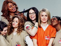 #Quiz: Which Orange Is the New Black Inmate Are You? | I got Morello. #OITNB