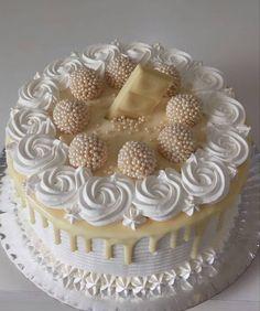 Cake Decorating Piping, Cake Decorating Designs, Creative Cake Decorating, Cake Decorating Techniques, Creative Cakes, Chocolate Cake Designs, Best Chocolate Cake, Buttercream Cake Designs, Cake Icing
