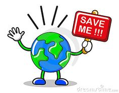Let's save Earth