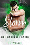 Storm (Men of Hidden Creek) by HJ Welch (Author) #LGBT #Kindle US #NewRelease #Lesbian #Gay #Bisexual #Transgender #eBook #ad