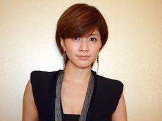 内田有紀 Asian Short Hair, Ga In, Hair Images, Boyish, Nice Body, Sexy Legs, Asian Beauty, Beauty Women, Short Hair Styles