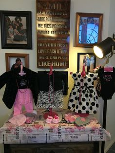 Dining Room Decor | Minnie Mouse In Paris Themed Baby Shower | Pinterest |  Minnie Mouse
