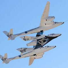 Virgin Galactic - could be launching from Newquay!