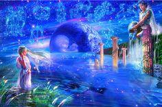 Het Tijdperk van Aquarius is in Volle Ernst Begonnen! Two Steps From Hell, Age Of Aquarius, Aquarius Zodiac, Capricorn, Archangel Michael, New Earth, Spiritual Path, Stargate, New Age