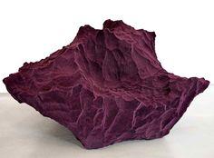 Fredrikson Stallard velvet-fibre Species II armchair, price on request at David Gill