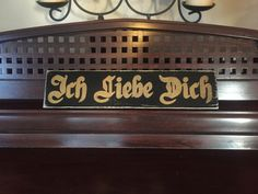 Ich Liebe Dich I Love You German Bavarian Deutschland Wedding Anniversary Old World Sign Germany Plaque Wood Pick Color Happy Valentines Day by ShabbySignShoppe on Etsy https://www.etsy.com/listing/120467776/ich-liebe-dich-i-love-you-german