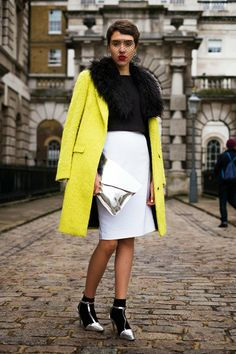 YOU ARE THE STYLE: Street Style, London Fashion Week SS14