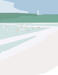Sea bathing