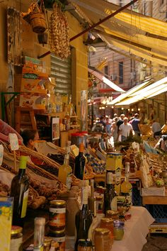 Streets of Palermo (Sicily) Italy                                                                                                                                                     More