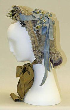 Bonnet  ca. 1863