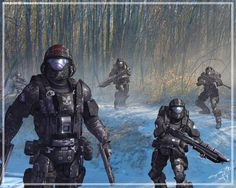 ODST_Ghost by ~ubald007 on deviantART