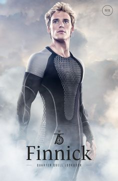 at first i was worried about finnick being cast, because he is my favorite character & i didnt want the movie to ruin him for me, but i am very please with their choice & Sam Claffin is a very great actor, i can't wait to see the movie.