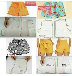 Clothing Patterns, Dress Patterns, Sewing Patterns, Sewing Machine Quilting, Sewing Pants, Sewing Studio, Pants Pattern, Fashion Sewing, Sewing Techniques