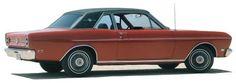 1969 Ford Falcon