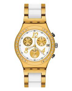 Reloj (Swatch, $2750).