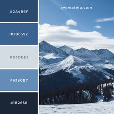 Image may contain: sky, cloud, nature and outdoor Hex Color Palette, Color Schemes Colour Palettes, Blue Palette, Couleur Html, Color Psychology, Colour Board, Coordinating Colors, Color Swatches, My New Room