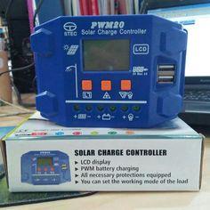 Spesifikasi solar charger controller 10 A with USB * Layar LCD * Pengisian daya baterai PWM * Semua perlindungan yang diperlukan dilengkapi * Anda dapat mengatur mode kerja dari beban daya  Untuk info selanjutnya, silahkan kunjungi n hubungi kami melalui : Website : www.sj-ses.com Ig : sj_ses Fb : sahat Jaya sjses Twitter : @sahatjayamedia ( Use @ ) Tumblr : sahatjaya Pinterest : Sahat Jaya Linked In : Sahat Jaya No. HP : 081288324458                085945407315