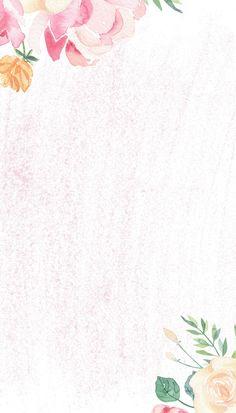 Flower Background Wallpaper, Scrapbook Background, Invitation Background, Flower Backgrounds, Colorful Wallpaper, Wallpaper Backgrounds, Iphone Wallpaper, Instagram Background, Instagram Frame