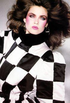 #Carol Alt 1980's #Timeless beauty