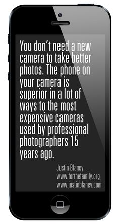 Great tips for taking family photos... tips you can use with the camera on your smart phone!