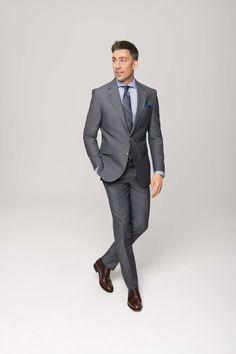 Mens Fashion Wear, Suit Fashion, Men Formal, Formal Wear, Suit Shoes, Looking Dapper, Classy Men, Hai, Business Outfit