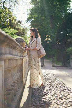 GiGi New York | The Londoner Fashion Blog | Tori Dallas Python Embossed Tote