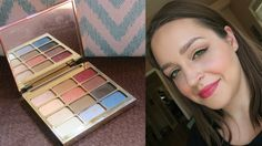 Palette of the Month! Soft Cut Crease Spring Eyeshadow ~ Stila Eyes are ...
