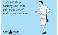 Runner's Pain