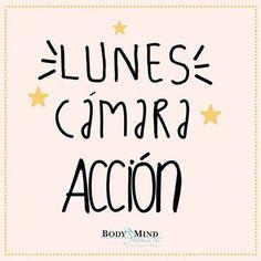 ¡Es #Lunes! y solo tú decides como vivirlo #BodyAndMind #Panama #Lunes #Mensaje #Spa #Actitud #Motivacion