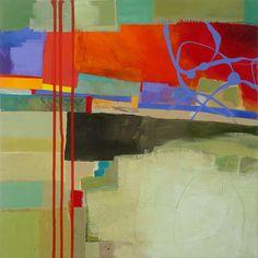 Stripes and Drips #2 – Jane Davies Art Gallery