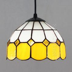Grid Tiffany Lamp8S9-1Y