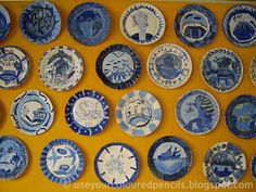 Grade Blue Willow (China)- Art and Culture There is a great book to go with this project. It is The Willow Pattern Story by Alan Drummond. Third Grade Art, Classe D'art, Willow Pattern, Ecole Art, China Art, Blue China, School Art Projects, Art Lessons Elementary, Middle School Art