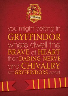Gryffindor always thought I was a sly therein until I got potter more! Now I'm a gryffindor! :)