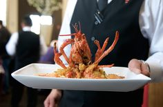 Lobster Millenium: spicy pan fried, whipped potato