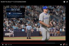 MLB® The Show™ 16 Toronto #13, Challenge Safe at 1st!!